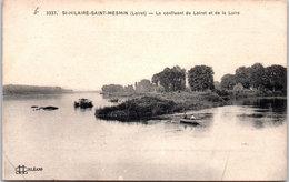 45 SAINT HILAIRE SAINT MESMIN - La Loire Et Le Loiret Au Confluent - France