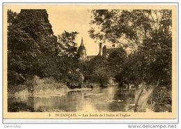 Dpt 36 Buzancais Bords De L'Indre Et L'Eglise N°15 Ed BF Neuve TBE - France