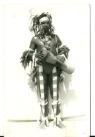 NOUVELLE GUINEE / CARTE PHOTO INDIGENE PAPOU - 1963 - Papouasie-Nouvelle-Guinée