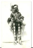 NOUVELLE GUINEE / CARTE PHOTO INDIGENE PAPOU - 1963 - Papua New Guinea