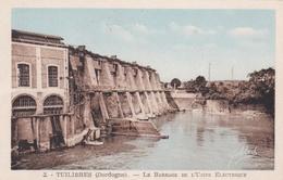 Tuilières Le Barrage De L'usine Electrique - Francia