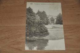 6828-  CIERGNON, PERSPECTIVE SUR LE PARC ROYAL - 1933 - Houyet