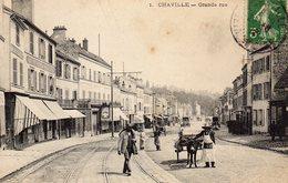 DPT 92 CHAVILLE Grande Rue - Chaville