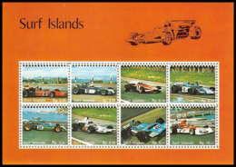 Surf Islands 409 - Voiture (Cars Car Automobiles Voitures)  ** MNH - Voitures