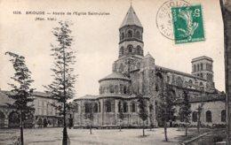 B53691 Brioude - Abside De L'Eglise St Julien - Brioude
