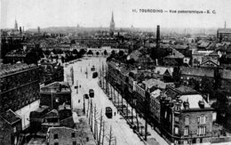 B53692 Tourcoing - Vue Panoramique - Tourcoing