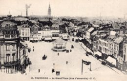 B53693 Tourcoing - La Grand'place - Tourcoing