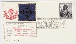 1965, Ballon-Post , ANK € 100.-    , #a1678 - 1961-70 Briefe U. Dokumente