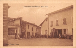 """¤¤   -  VILLARS-les-DOMBES   -   Place Neuve  -  Garage De La Tour  """" Fontaine """" Mécanicien  -  ¤¤ - Villars-les-Dombes"""