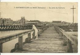14 - COURSEULLES SUR MER / LA JETEE DU CALVAIRE - Courseulles-sur-Mer