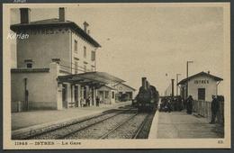 Istres - La Gare - ES 11948 - Voir 2 Scans - Istres