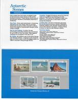 TERRITORIO ANTARTICO AUSTRALIANO 1984 - 5 VALORI - MNH ** - Territorio Antartico Australiano (AAT)