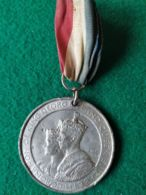 Incoronazione Giorgio VI°  Regina Elisabetta 1937 - Monarchia/ Nobiltà