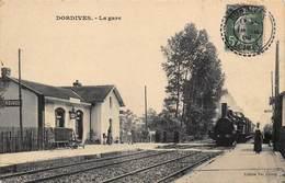 Dordives - La Gare - Train - Dordives