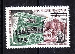 Reunion   -  1969. Tram A Cavalli. Horse Tram. MNH - Tranvie
