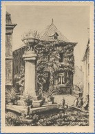 JUPILLE - La Place Havart Et Le Perron (Dessin De René PENNARTZ) - Liege