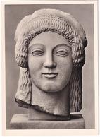 München - Spinx V. Eckakroter, Aegina - (Staatliche Antikensämmlungen) - Muenchen