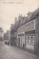 BOURGES - CHER  -  (18)  - CPA ANIMÉE. - Bourges
