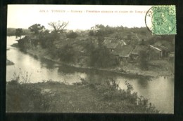 TONKIN - 324 A - MONCAY -  Frontière Chinoise Et Rivière De Tong-Hinh - Vietnam