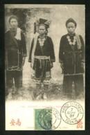 TONKIN - 760 : Dong-Van - Mans-Tians  (Gros Plan Animé) - Viêt-Nam