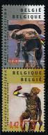 Belgique ** N° 3047/3048 Se Tenant - Cyclo-croos - Belgique