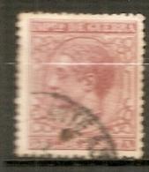 GUE   Yv. N°  10 (o)  15c  Alphonse XII   Cote   0,75   Euro BE   2 Scans - Impuestos De Guerra