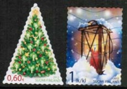 2012 Finland, Christmas Complete Set Used. - Finnland