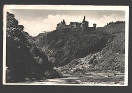 Vianden - Les Ruines - 1958 - Vianden