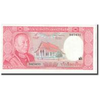 Billet, Lao, 500 Kip, 1974, KM:17a, SPL - Laos