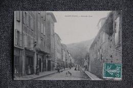 ST PONS - Grande Rue - Saint-Pons-de-Thomières