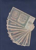 CROATIA 11 BANKNOTES 100 KUNA 1941 (112) - Croatie
