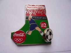 Big Pin S Coca Cola Ballon Mobile 2 Attaches Neuf - Coca-Cola