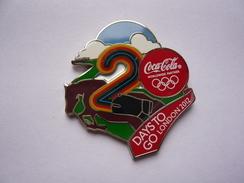Pin S Coca Cola  Neuf - Coca-Cola