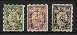 España Viñetas De 1925 Conmemorativas Conquista Canarias - España