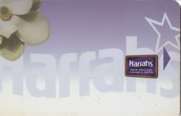 Carte Clé Hôtel Avec Casino Adjoint : Harrah's New Orleans Casino & Hotel - Cartes D'hotel