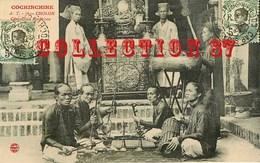 ACHAT DIRECT ☺♦♦ BOUDDHISME < CEREMONIE BOUDDHISTE à CHOLON - COCHINCHINE INDOCHINE - Bouddhisme