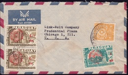 PARAGUAY COVER To USA [D3332] - Paraguay