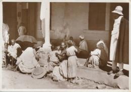 XERI.26.  ASMARA - Mercati Indigeni - 1945 - Eritrea
