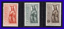 1954 - Liechtenstein - Sc. 284 - 286 - MNH - LI - 098 - Liechtenstein