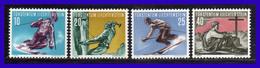 1955 - Liechtenstein - Sc. 289 - 292 - MNH - LI - 094 - Liechtenstein