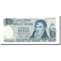 Billet, Argentine, 5 Pesos, KM:294, NEUF - Argentine