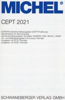 MICHEL EUROPA Katalog 2019 New 72€ Briefmarken Jahrgang-Tabelle Vorläufer Symphatie-Ausgabe Stamp Catalogue Of CEPT - Manuali