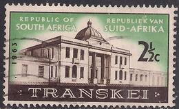 South Africa Transkei 1963 2 1/2c Homeland Used Stamp ( C971 ) - Transkei