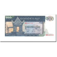 Billet, Cambodge, 100 Riels, KM:12b, NEUF - Cambodge