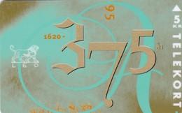 Denmark, KP 173, Leo Animal Health, Lion, Mint Only 1500 Issued, 2 Scans. - Dänemark