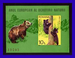 1980 - Rumania - Mi. B 168 - S-d - MNH - RU-066 - 04 - Hojas Bloque