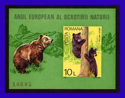 1980 - Rumania - Mi. B 168 - S-d - MNH - RU-066 - 05 - Hojas Bloque