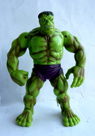 FIGURINE HULK TOY BIZ INC 1999 CLASSIC AVENGERS - Marvel Heroes
