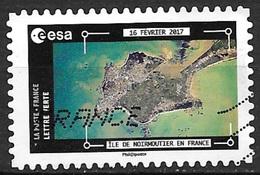 Ile De Noirmoutier (Vue Du Ciel) - France - 2018 - Oblitérés