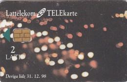 "Latvia, S-001, Autonams,  Car Alarm System ""Meta System"" Advertisement, Alien, 2 Scans. - Lettonie"